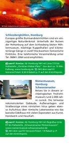 Flyer SeniorenTicket 2014 - Saarbahn GmbH - Page 7