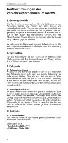 Tarif - Saarbahn GmbH - Page 4