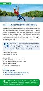 """Freizeitflyer """"Unterwegs mit dem saarVV"""" - Saarbahn GmbH - Page 6"""