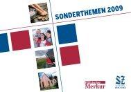 SONDERTHEMEN 2009 - Saarbrücker Zeitung