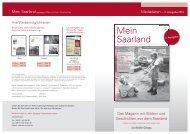 Mein Saarland Bilder erzählen Geschichten - Saarbrücker Zeitung