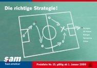 Die richtige Strategie! - Saarbrücker Zeitung