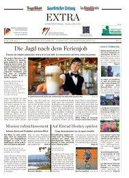 Extra - Nummer 32 - Saarbrücker Zeitung