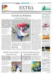 Extra - Nummer 21 - Saarbrücker Zeitung