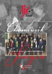 Freude am gemeinsamen - Saarländischer Chorverband
