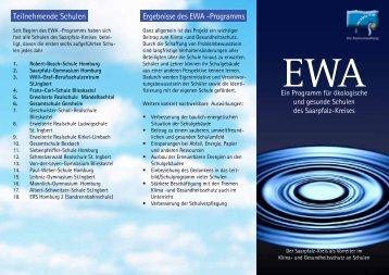 Teilnehmende Schulen Ergebnisse des EWA ... - Saarpfalz-Kreis