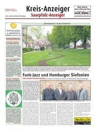 Kreis-Anzeiger - Saarpfalz-Anzeiger
