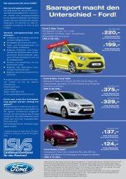 Ford! - Landessportverband für das Saarland