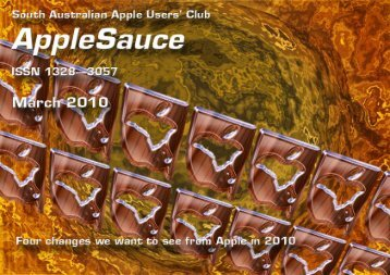 download - South Australian Apple Users' Club
