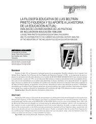 la filosofía educativa de luis beltrán prieto figueroa y su aporte a la ...