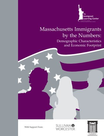 Massachusetts Immigrants by the Numbers: - Institute for Asian ...