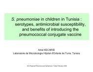 Amel Kechrid - Sabin Vaccine Institute