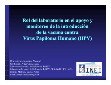 HPV - Sabin Vaccine Institute