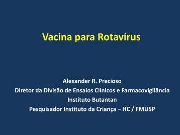 Vacinação para Rotavírus - Sabin Vaccine Institute
