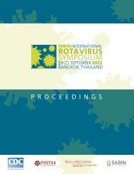 10th Rota Proceedings Final.pdf - Sabin Vaccine Institute