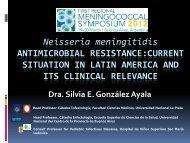 Silvia E. González Ayala - Sabin Vaccine Institute