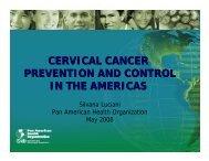 Silvana Luciani - Sabin Vaccine Institute