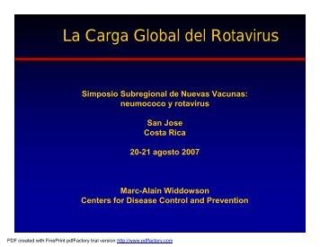 La Carga Global del Rotavirus - Sabin Vaccine Institute