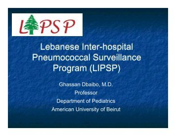 Ghassan Ddaibo - Sabin Vaccine Institute