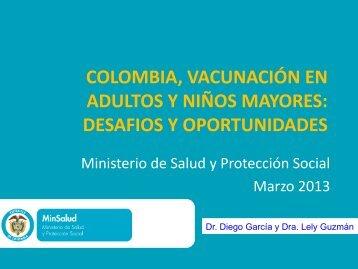 colombia, vacunación en adultos y niños mayores - Sabin Vaccine ...