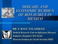 Raul Velazquez - Sabin Vaccine Institute