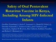 g nyambane - Sabin Vaccine Institute