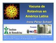 Irene Prez Schael - Sabin Vaccine Institute