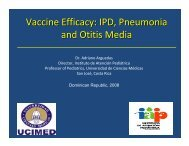 Adriano Arguedas - Sabin Vaccine Institute