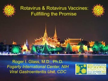 Rotavirus & Rotavirus Vaccines - Sabin Vaccine Institute