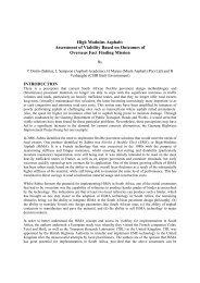 High Modulus Asphalt: Assessment of Viability Based on ... - Sabita