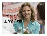 South Africa - SABMiller