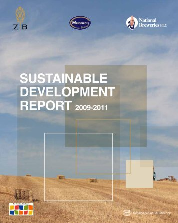 Zambia 2009-2011 Sustainable Development Report - SABMiller