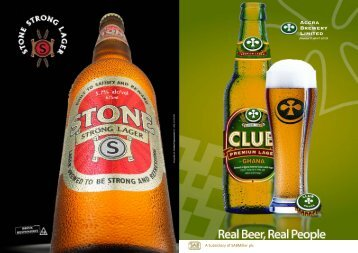 Download the Accra Brewery Limited 2008 Annual ... - SABMiller