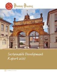 Download the Plzensky Prazdroj's 2011 Sustainable ... - SABMiller