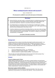 Appendix 1 – Template for NHSD Q&As