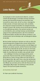 Liebe Radler, - Bayerischer Jura