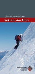 Sektion Am Albis - SAC Sektion Albis