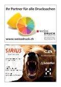Clubnachrichten •Sektion Am Albis - SAC Sektion Albis - Seite 2