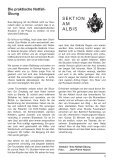 6/2004 SAC SEKTION AM ALBIS - SAC Sektion Albis - Page 2
