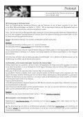 Bergwärts 2 - SAC Sektion Bodan - Page 7