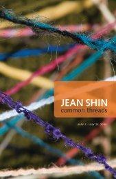 JEAN SHIN - Smithsonian American Art Museum