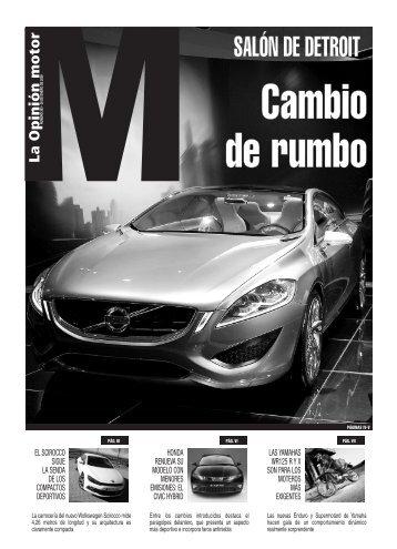 Motor 2009/01/26 - La Opinión