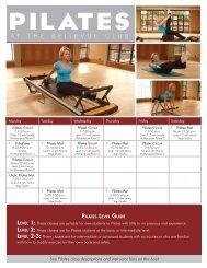 Pilates Program Flyer 0111.indd - Bellevue Club