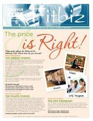 The price - Bellevue Club