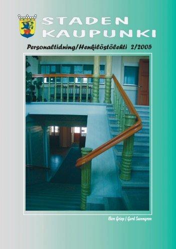 Staden 2.2005korj.indd - Jakobstad
