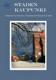 0000 Henkilöstölehti 2012-2.indd - Jakobstad