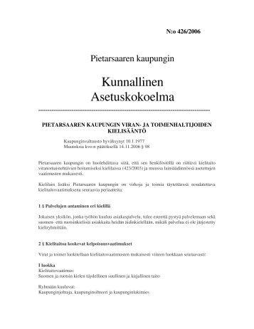 Kielisaanto.pdf - Jakobstad