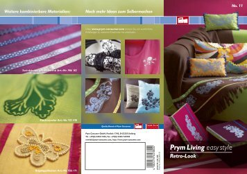 Flyer Easy Style Retro_D.indd - Prym
