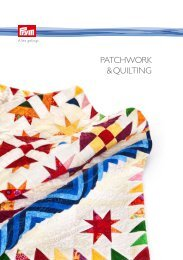 PATCHWORK &QUILTING - Prym