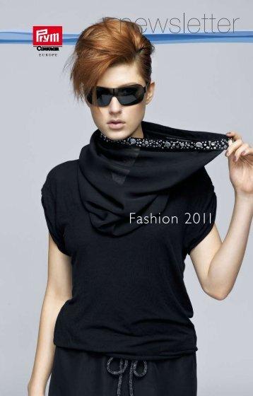 Fashion Newsletter 2011_D, GB, F, NL, I, E, RUS.pdf - Prym